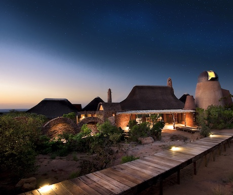 Safari Lodge Leobo - South Africa