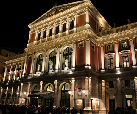 Vienna classical music venues