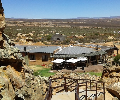 Kagga Kamma, lodge