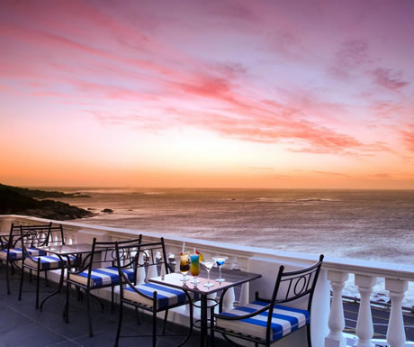 Azure Restaurant, The Twelve Apostles Hotel