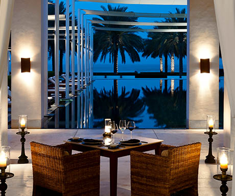 Oman - The Chedi Muscat