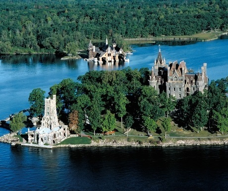 Thousand Islands Castles