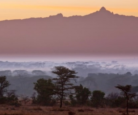 View-of-Mount-Kenya-from-Segera-Laikipia