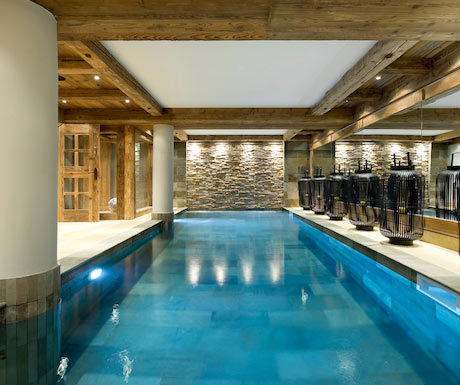 Chalet Petit Chateau Courchevel France, French Alps