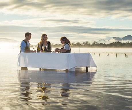 The Luxury Holiday Company Oyster Shucking