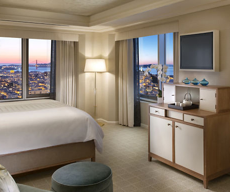 Premier Bridge to Bridge Room at Mandarin Oriental San Francisco