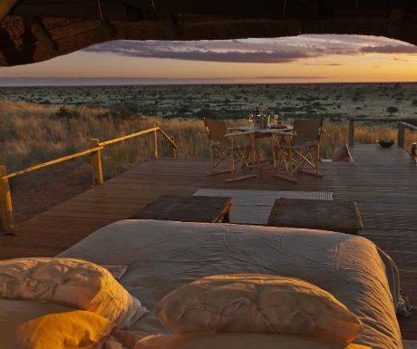 Tswalu Kalahari Sleep-Outs