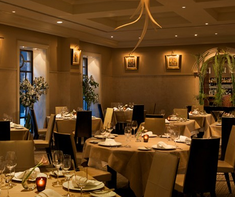 Restaurant at Taj Campton Place