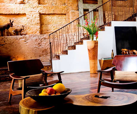 Santa Teresa luxury boutique hotel in Rio