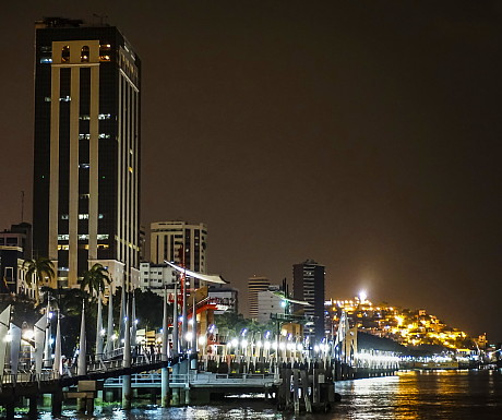 Guayaquil by Night
