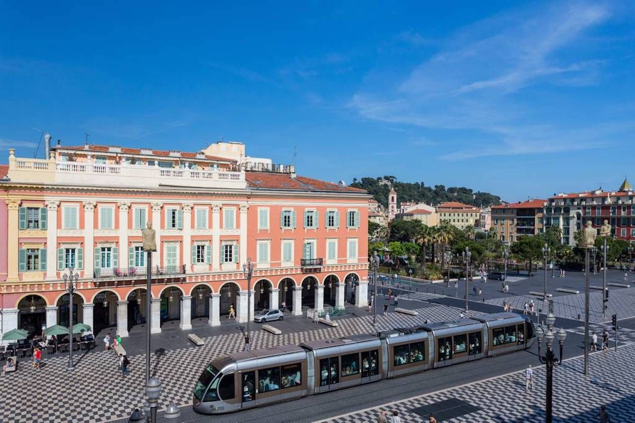 Airbnb in Nice
